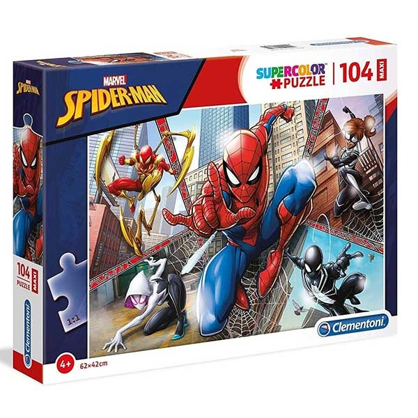 Clementoni puzzla SPIDERMAN 2 104pcs 23734 - ODDO igračke