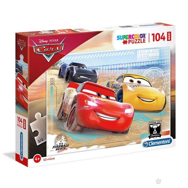 Clementoni puzzla CARS 104pcs 23727 - ODDO igračke