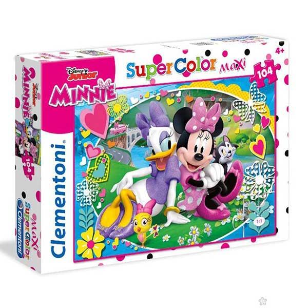 Clementoni puzzla MINNIE HAPPY HELPERS 104pcs 23708  - ODDO igračke