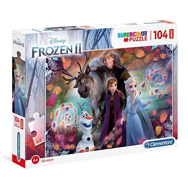 Clementoni puzzla FROZEN 2 104pcs 23738 - ODDO igračke