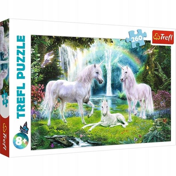 Trefl Puzzla Unicorns 260pcs 13240 - ODDO igračke