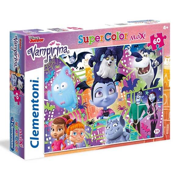 Clementoni puzzle VAMPIRINA 60pcs 26434 - ODDO igračke