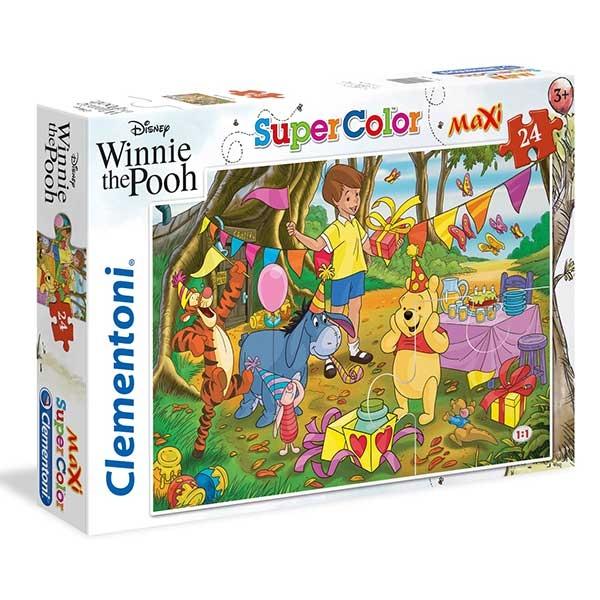 Clementoni puzzle WINNIE THE POOH 24pcs 24201 - ODDO igračke