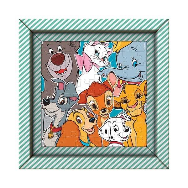 Clementoni Puzzla DISNEY ANIMALS 60pcs 38804 - ODDO igračke