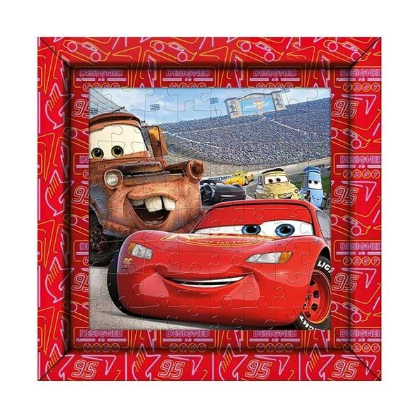 Clementoni Puzzla CARS 60pcs 38802 - ODDO igračke