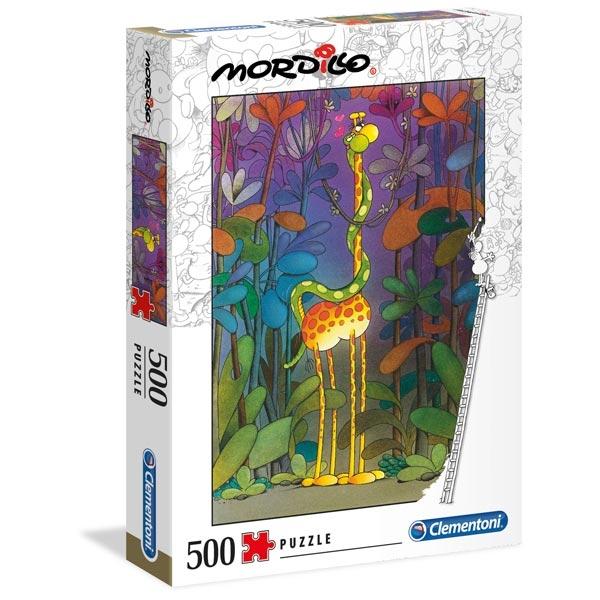 Clementoni puzzla Mordillo The Lover 500pcs 35079 - ODDO igračke