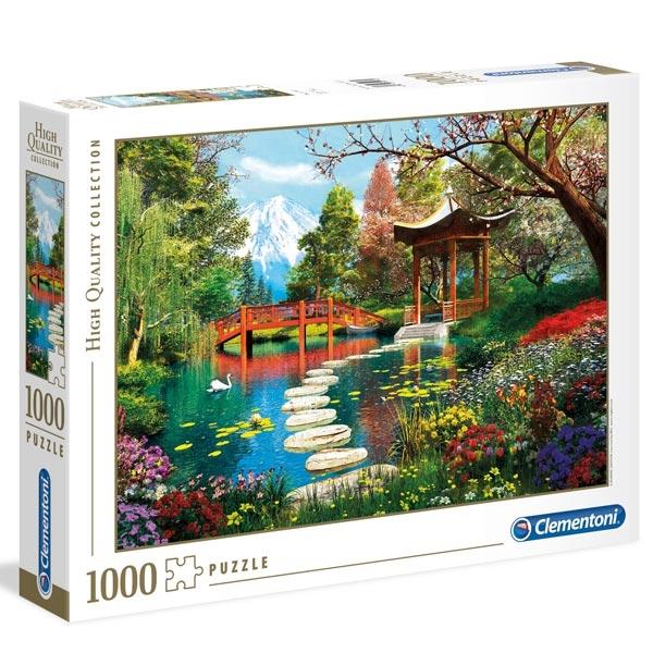 Clementoni Puzzla Gardens Of Fuji 1000pcs 39513 - ODDO igračke