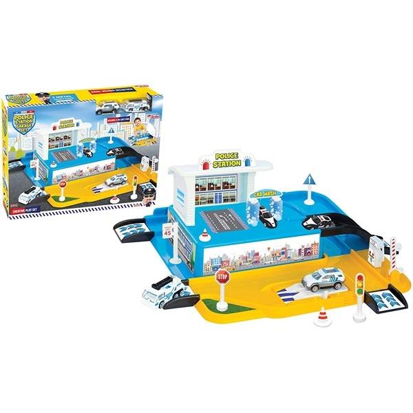 Policijska garaža Dede 033717 - ODDO igračke