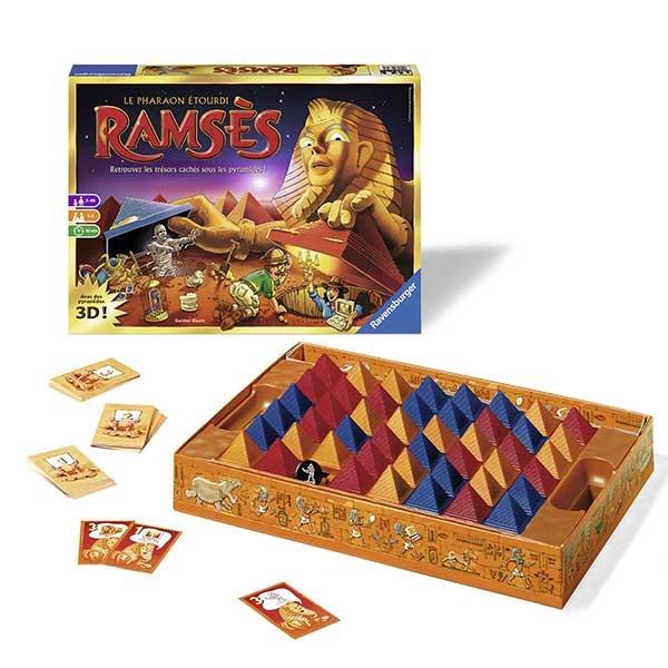 Ravensburger drustvena igra - Ramses RA26021 - ODDO igračke