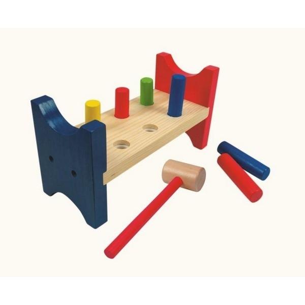 Woody Igračka čekić 90002 - ODDO igračke
