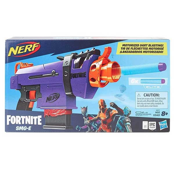 Nerf Fortnite SMG Blaster E8977 - ODDO igračke