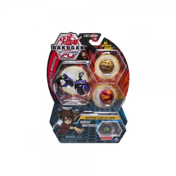 Bakugan Starter Set ASST SN6045144 - ODDO igračke