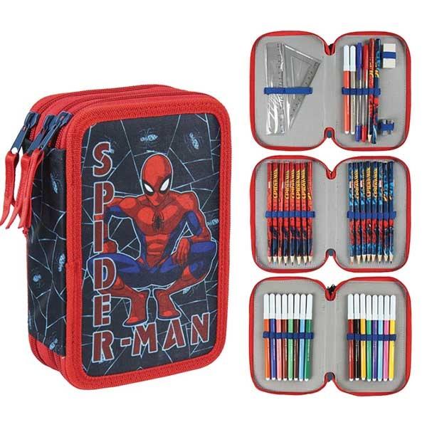 Pernica puna 3 zipa Spiderman Cerda 2100002503 - ODDO igračke