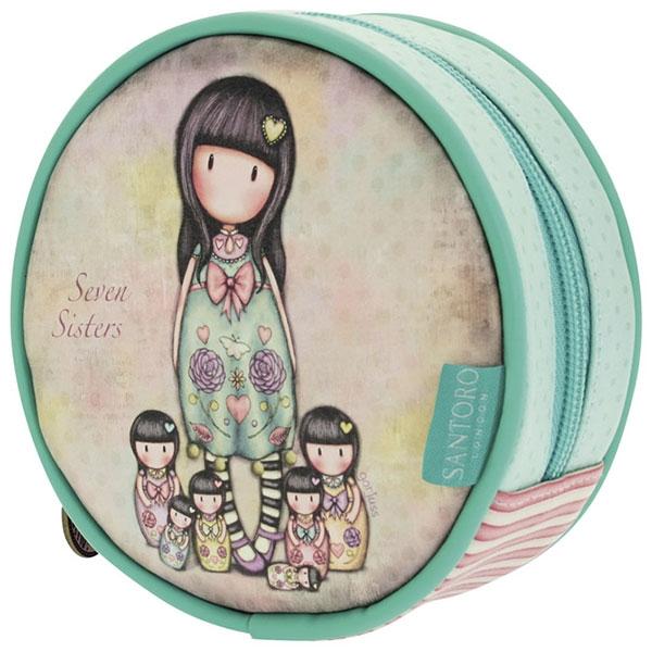Torba neseser Seven Sisters Gorjuss 662GJ01 - ODDO igračke