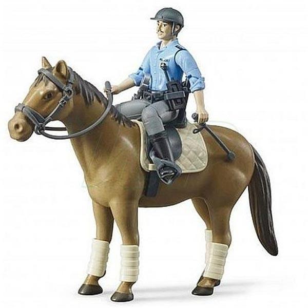 Policajac na konju Bruder 625078 - ODDO igračke