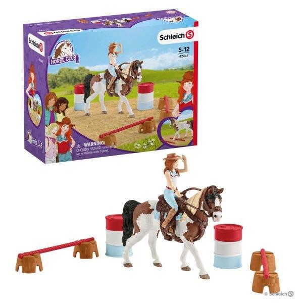 Schleich Set Hanin komplet za jahanje 42441 - ODDO igračke