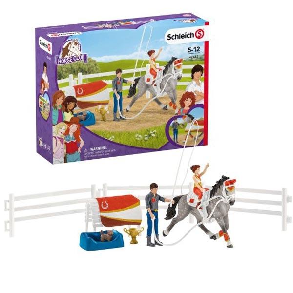 Schleich Mijin set za jahanje 42443 - ODDO igračke