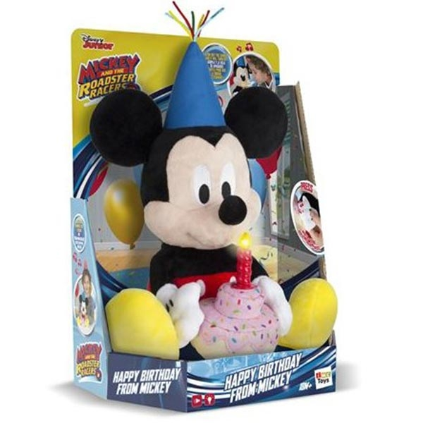 Plišani Mickey Happy Birthday muzički 127339 - ODDO igračke