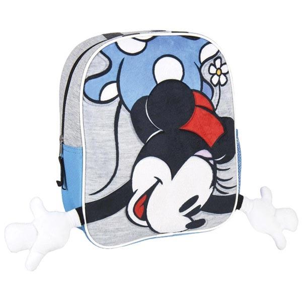 Rančevi za vrtić Minnie oblik Cerda 2100002993 crno-plavi - ODDO igračke