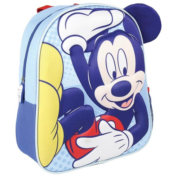 Ranac za vrtić 3D Mickey Cerda 2100002964 plavi - ODDO igračke