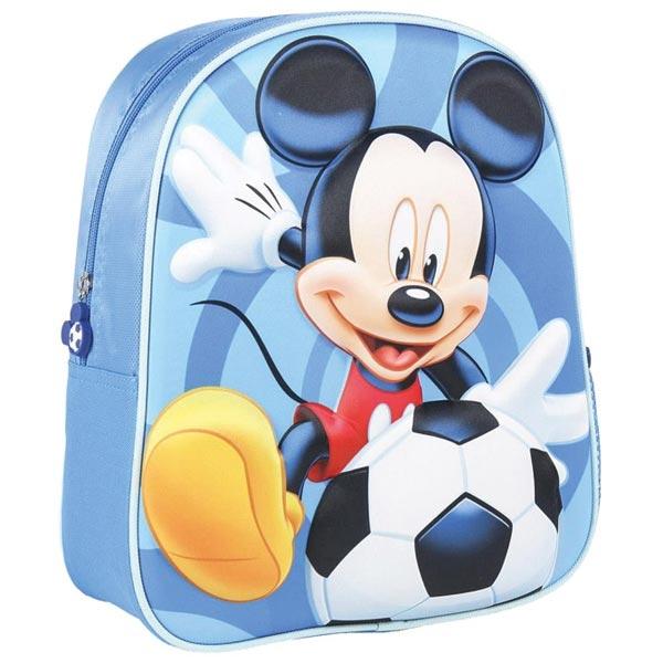 Ranac za vrtić 3D Mickey Cerda 2100002971 plavi - ODDO igračke