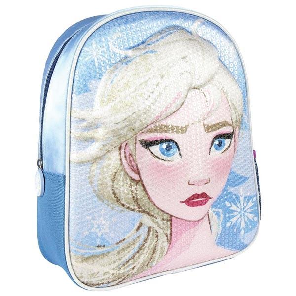 Ranac za vrtić 3D Frozen2 Elsa Cerda 2100002935 plavi - ODDO igračke