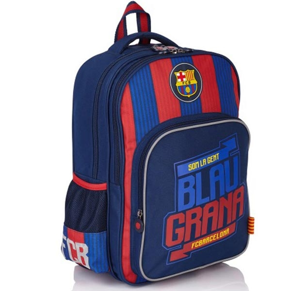 Ranac djački sa ojačanjem FC Barcelona FC-131 Astra 502017001 plavo-crveni - ODDO igračke