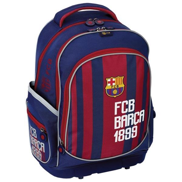 Ranac djački sa ojačanjem FC Barcelona FC-181 Astra 502018004 plavo-crveni - ODDO igračke
