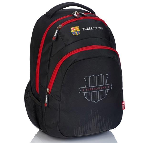 Ranac djački sa ojačanjem FC Barcelona FC-239 Astra 502019006 crno-crveni - ODDO igračke