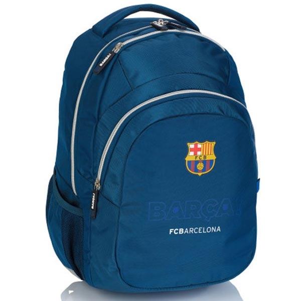 Ranac djački sa ojačanjem FC Barcelona FC-246 Astra 502019007 plavi - ODDO igračke