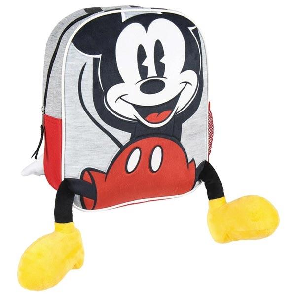 Ranac za vrtić oblik Mickey Cerda 2100002992 crno-crveni - ODDO igračke