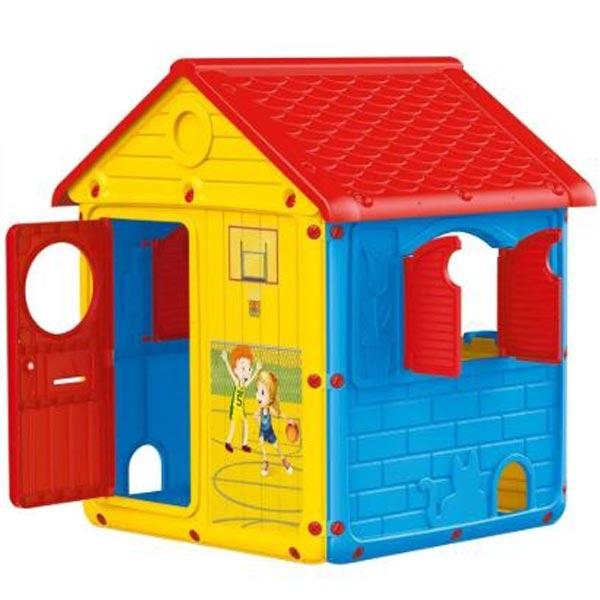 Kućica Dolu 100 x 104 x 125cm 030184 - ODDO igračke