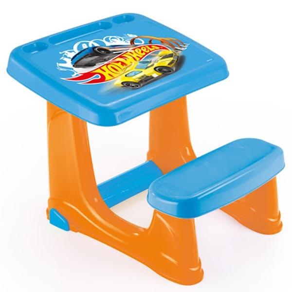Stočić sa klupicom Hotwheels Dolu 223100 - ODDO igračke