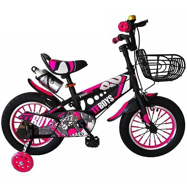 """BiciklI dečiji roze 14""""  8606020631303 - ODDO igračke"""