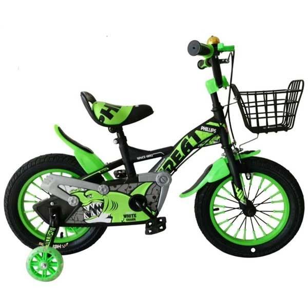 """BiciklI dečiji zeleni 14""""  8606020631341 - ODDO igračke"""