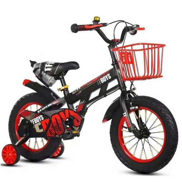"""BiciklI dečiji crveni 14"""" 8606020631365 - ODDO igračke"""