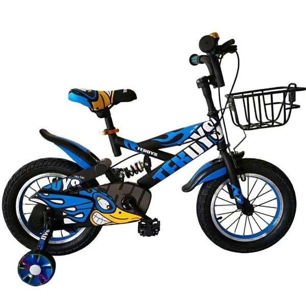 """BiciklI dečiji plavi 14"""" 8606020631389 - ODDO igračke"""