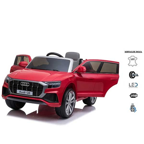 Auto na akomulator Audi Q8 260-1 - ODDO igračke