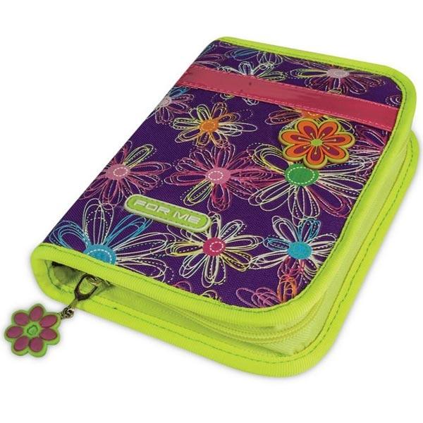 Pernica puna 1 zip Flowers FPZ150616 - ODDO igračke