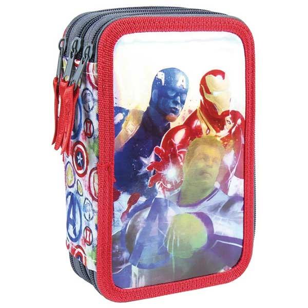Pernica puna 3zipa Avengers Cerda 2100003061 - ODDO igračke