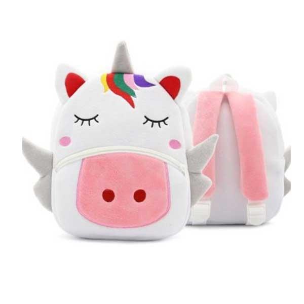 Dečiji plišani ranac za vrtić Unicorn 10/0670 - ODDO igračke
