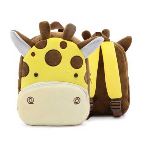 Dečiji plišani ranac za vrtić Žirafa 10/0671 - ODDO igračke