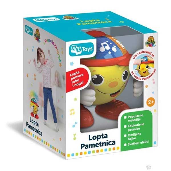 Lopta pametnica Milla Toys 11/98012 - ODDO igračke