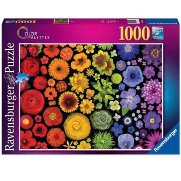 Ravensburger puzzle (slagalice) - 1000pcs Moć cveća RA15999 - ODDO igračke