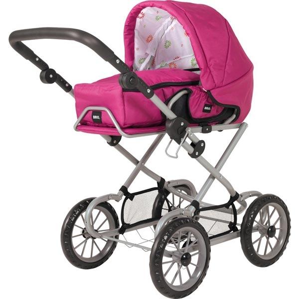 Kolica Brio - Combi- Roze BR24891314 - ODDO igračke