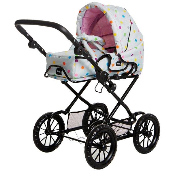 Kolica Brio - Combi- Siva BR24891359 - ODDO igračke