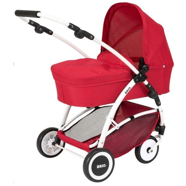 Kolica Brio - Spin- Crvena BR24900000 - ODDO igračke