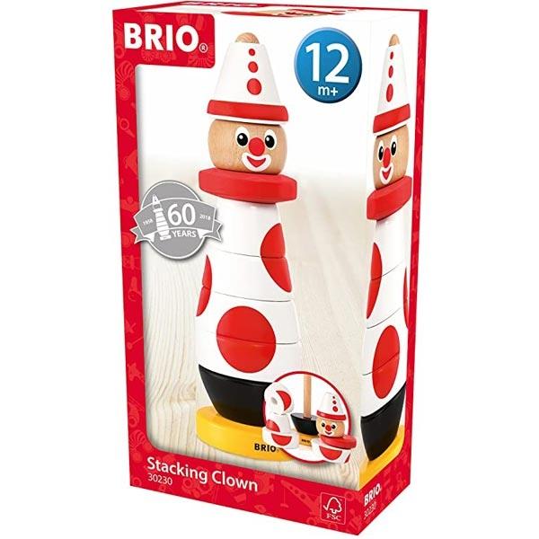 Klovn drveni Brio BR30230 - ODDO igračke
