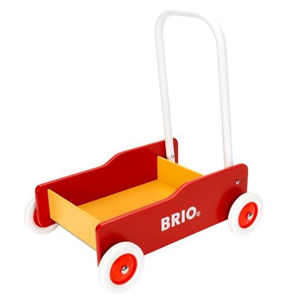 Kolica žuto/crvena Brio BR31350 - ODDO igračke