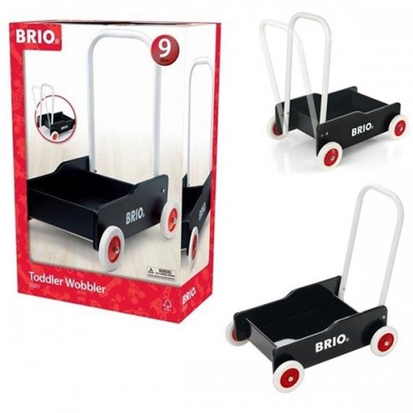 Kolica crna Brio BR31351 - ODDO igračke